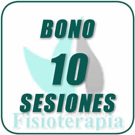 bono de 10 sesiones